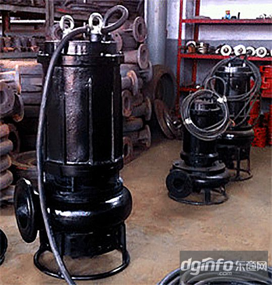 廠家直銷KSQ系列耐磨渣漿泵 攪拌礦漿泵 潛水電動泥漿泵