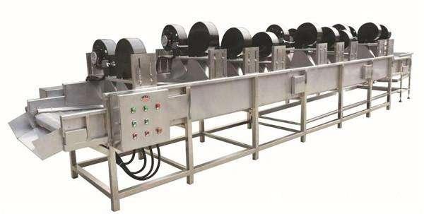 山东果蔬翻转式风干机|泰威机械质量良好的果蔬翻转式风干机出售