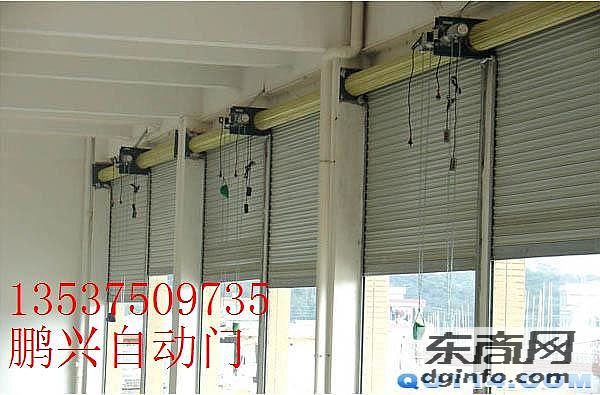福田香蜜湖維修自動卷閘門 玻璃門 隔音門安裝使用說明