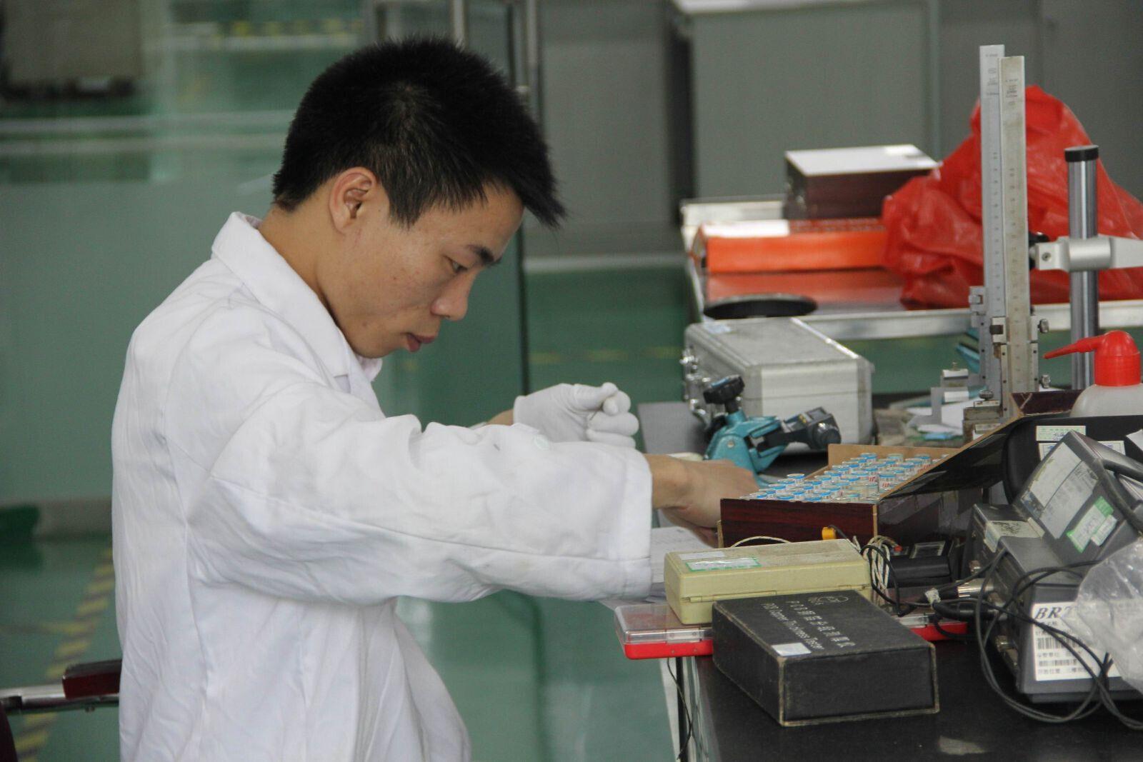 蘇州市計量計量檢定測力環