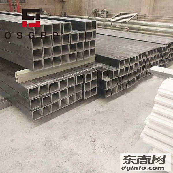 玻璃钢拉挤型材厂家 江苏欧升