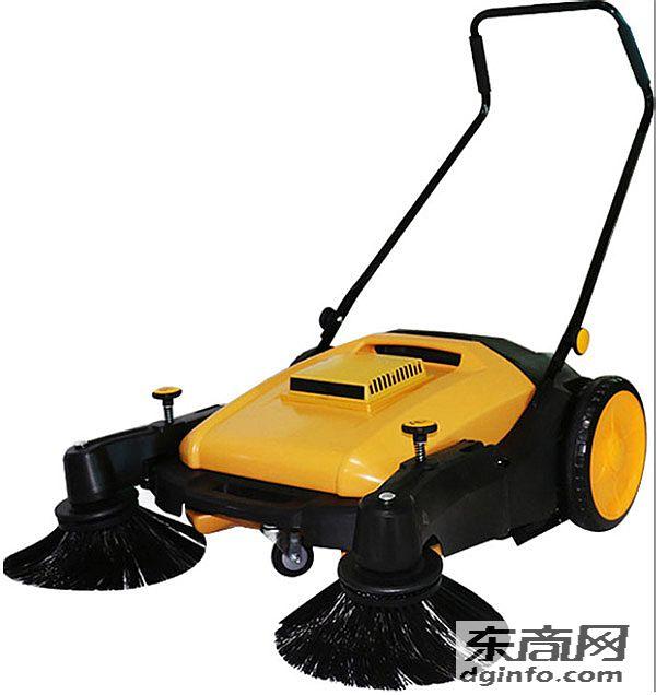 家具制造厂用手推式扫地机 木制品加工厂扫地车
