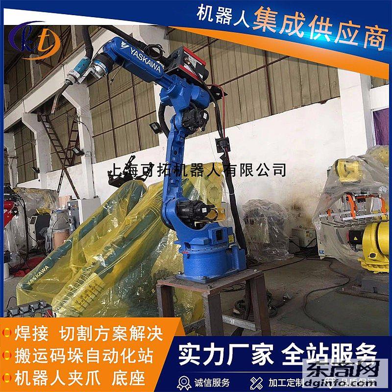 DX200安川焊接机器人 原装日本进口 二手焊接机械臂
