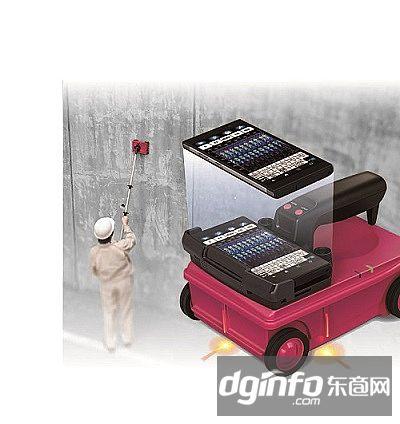 NJJ-200 智能手機鋼筋混凝土雷達