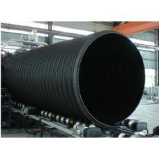 HDPE钢带增强波纹管-报价合理的HDPE螺旋波纹管就在飞牛管道