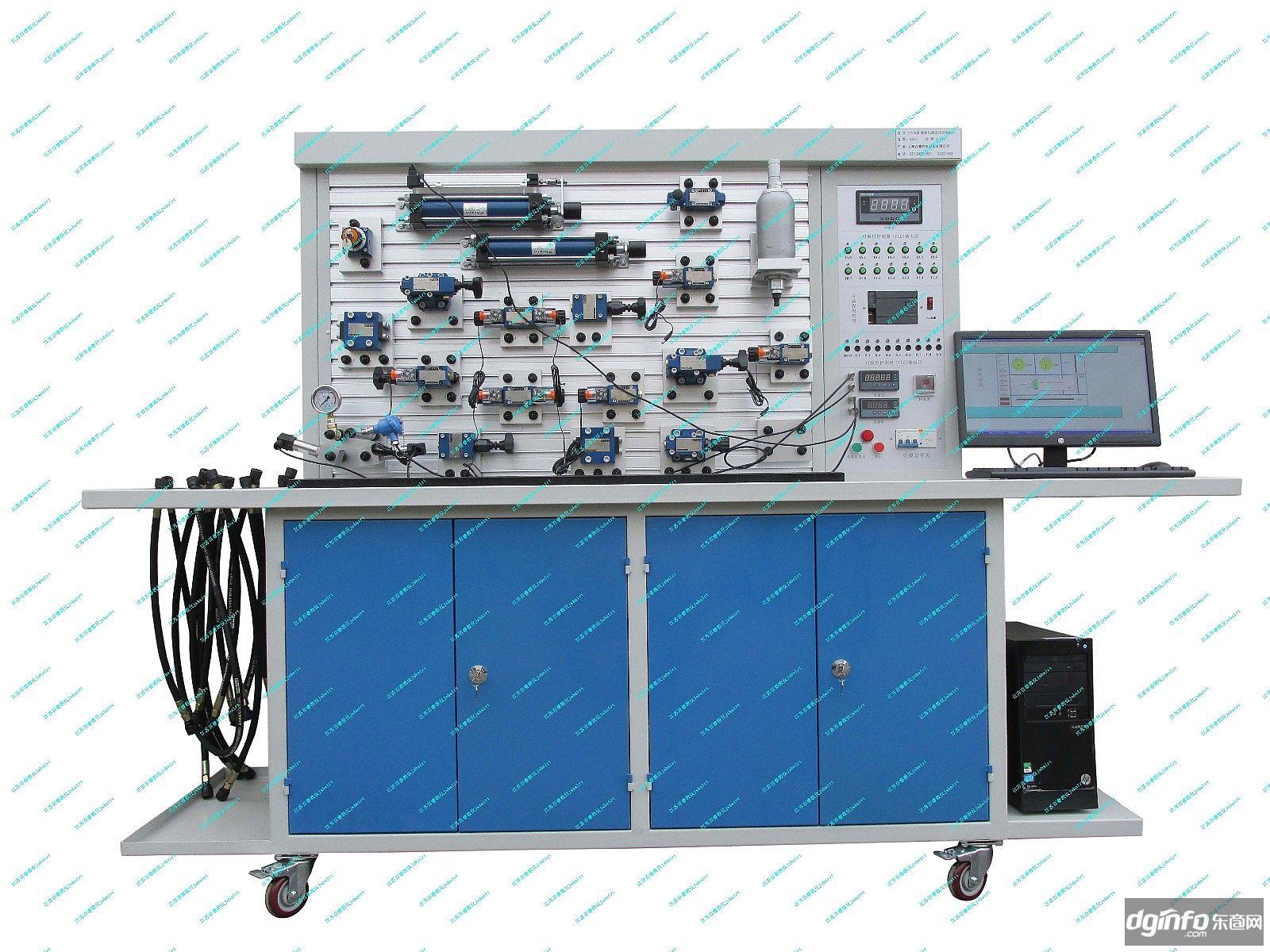 YD-B型智能化液压传动实验台