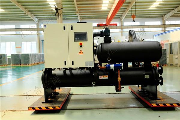 小型渦旋式水源熱泵_箱體式水源熱泵報價-匯合空調設備新聞