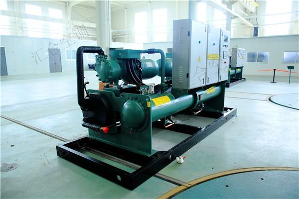 家用離心式水源熱泵_離心式水源熱泵廠商新聞