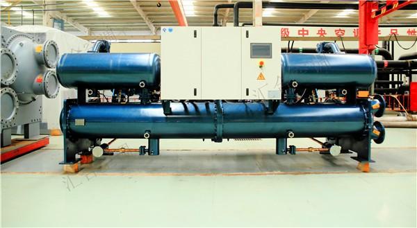 小型渦旋式水源熱泵_渦旋式水源熱泵代理-匯合空調設備新聞