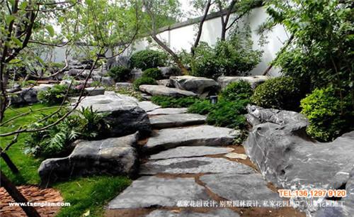 广州别墅绿化设计公司_广州庭院景观设计-天成策略规划设计新闻图片