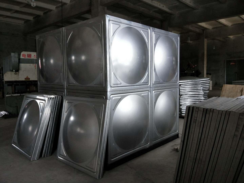 不锈钢组合式高位水箱