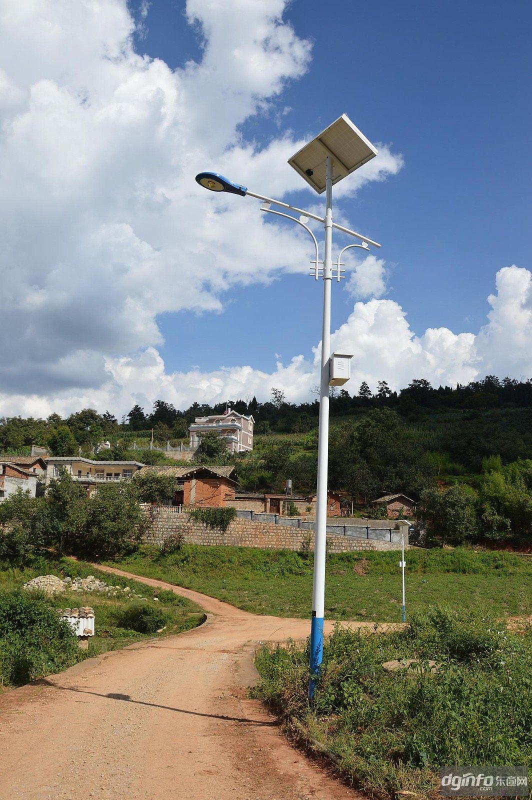 云南太陽能路燈廠家供應