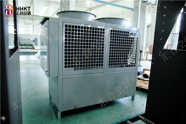 酒店風冷熱泵品牌--匯合空調設備新聞