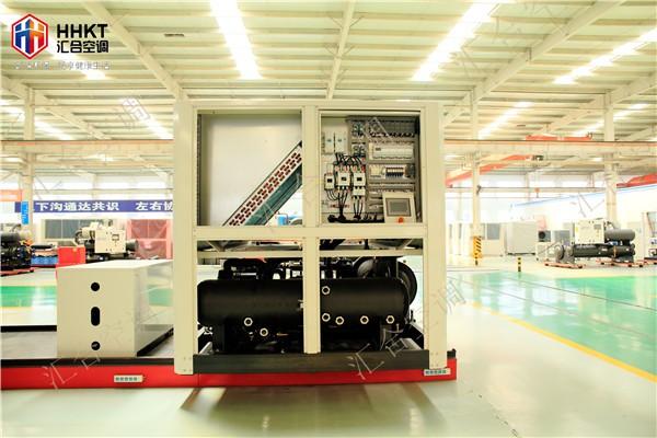 辦公樓風冷熱泵生產廠家--匯合空調設備新聞