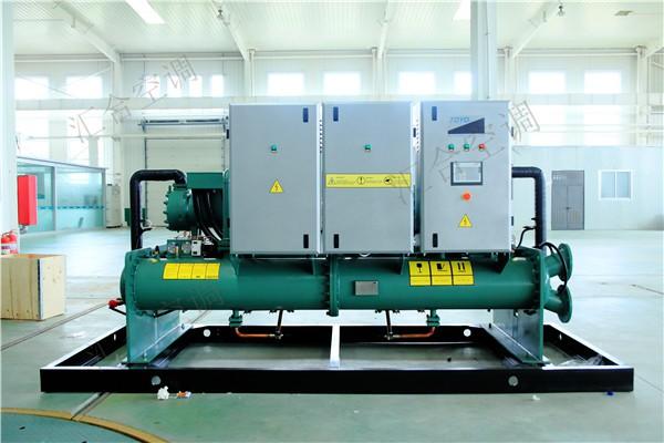 賓館螺桿式水源熱泵_水源熱泵機組代理-匯合空調設備新聞