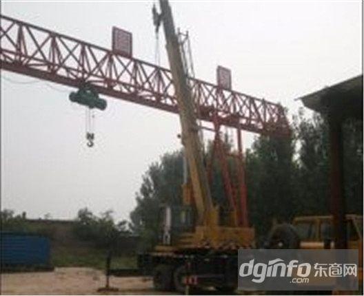 回收北京市順義區出售二手龍門吊-點擊查看原圖