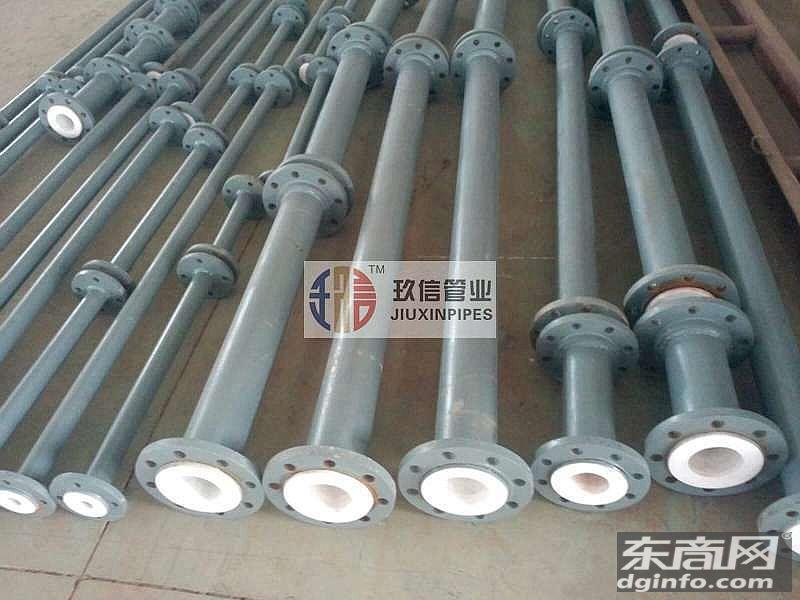 新疆哪里销售衬塑复合管道使用温度高