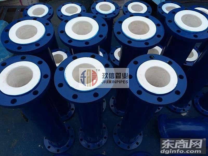 黑龙江哪里提供衬塑管道品质有保证