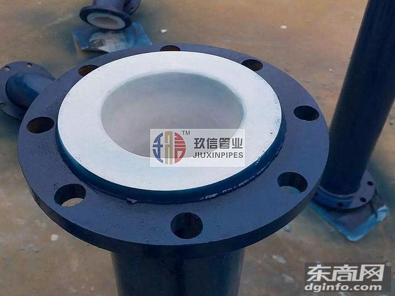黑龙江哪里提供衬塑管道品质有保障