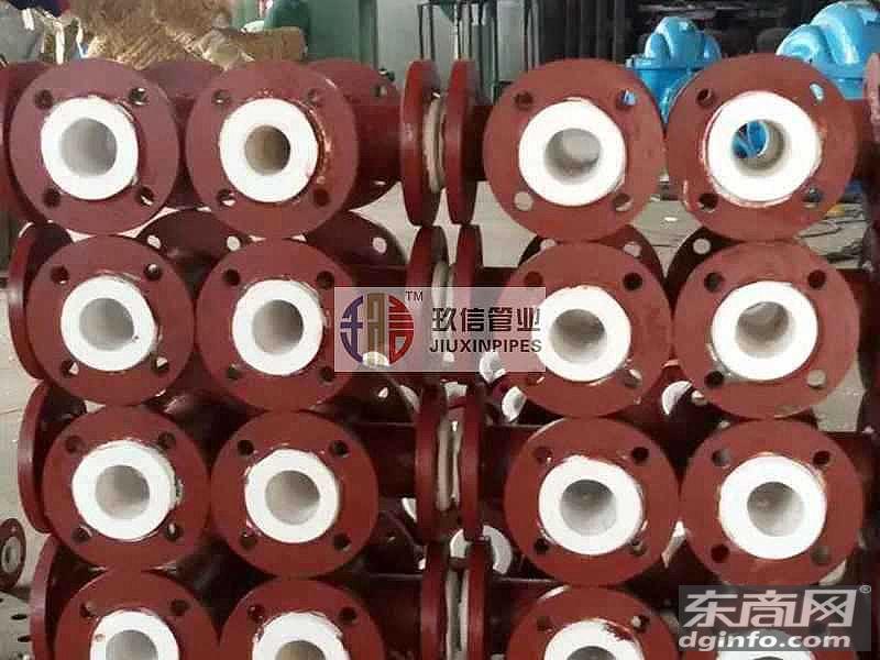 衬塑管道生产周期/工作原理/技术参数