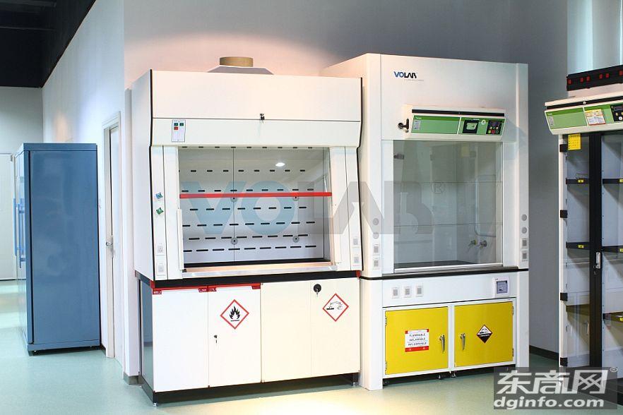 VOLAB高端定制通風柜的使用意義