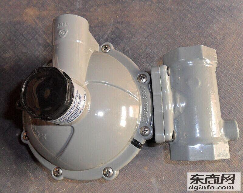 意大利塔塔里尼A102-AP弹簧负载式燃气减压阀