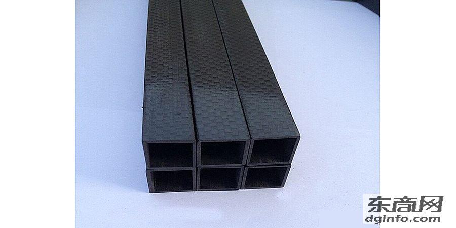 优质3k平纹斜纹碳纤维管加工定做