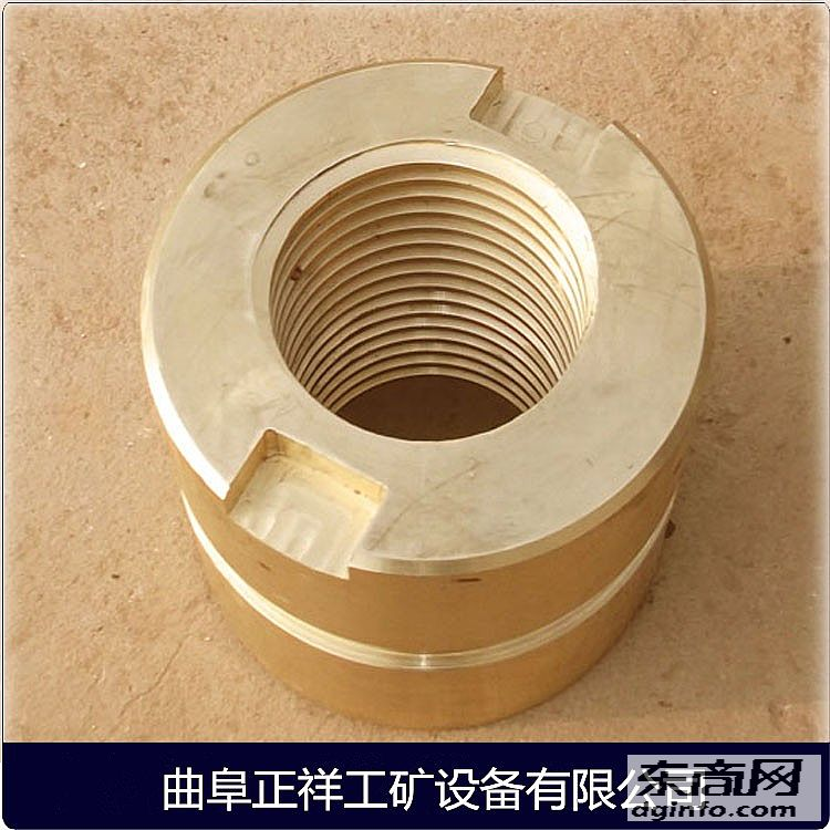 定制生产电动螺旋压力机丝母丝杆