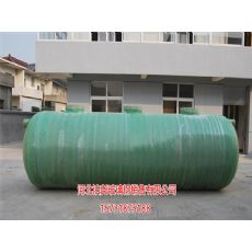 合肥復合玻璃鋼化糞池現貨批發高強度玻璃鋼化糞池