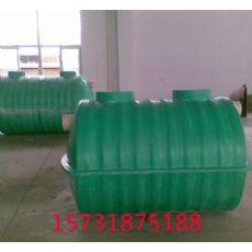 雅安玻璃鋼一體式化糞池多少錢旱廁改造化糞池廠家