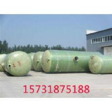 石家庄小型玻璃钢化粪池价格三格化粪池生产厂家