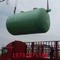 包頭三格玻璃鋼化糞池價格模壓化糞池生產廠家