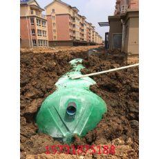 遂宁三格玻璃钢化粪池图集做化粪池的厂家