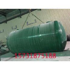 吕梁玻璃钢一体式化粪池现货批发三格化粪池生产厂家