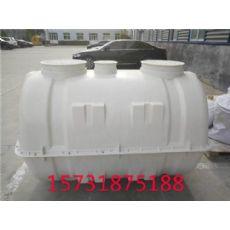 德陽立式玻璃鋼化糞池施工工藝高抗壓玻璃鋼化糞池