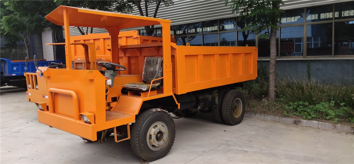 2021新款-宜賓市8噸-礦用平巷運輸車價格