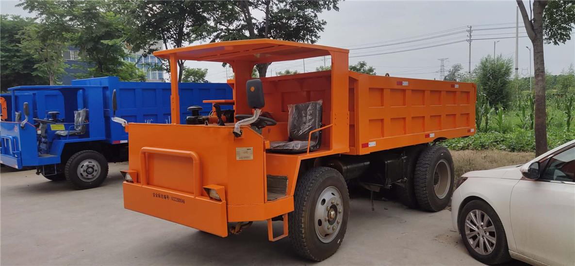 固原市新型低矮井下運輸車、8T10T12T制造廠