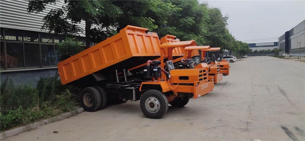 赤峰市井下礦石裝載運輸車、16T20T銷售