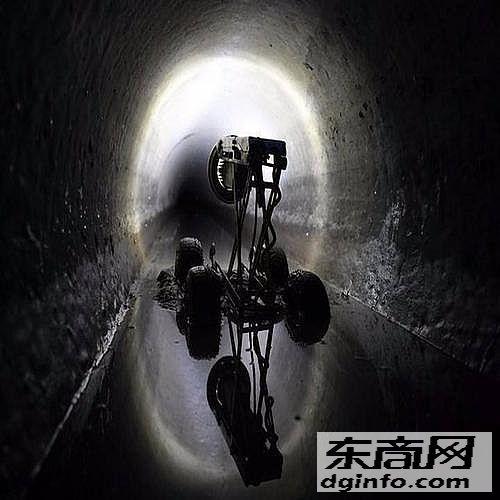 北京市排水管網檢測機器人