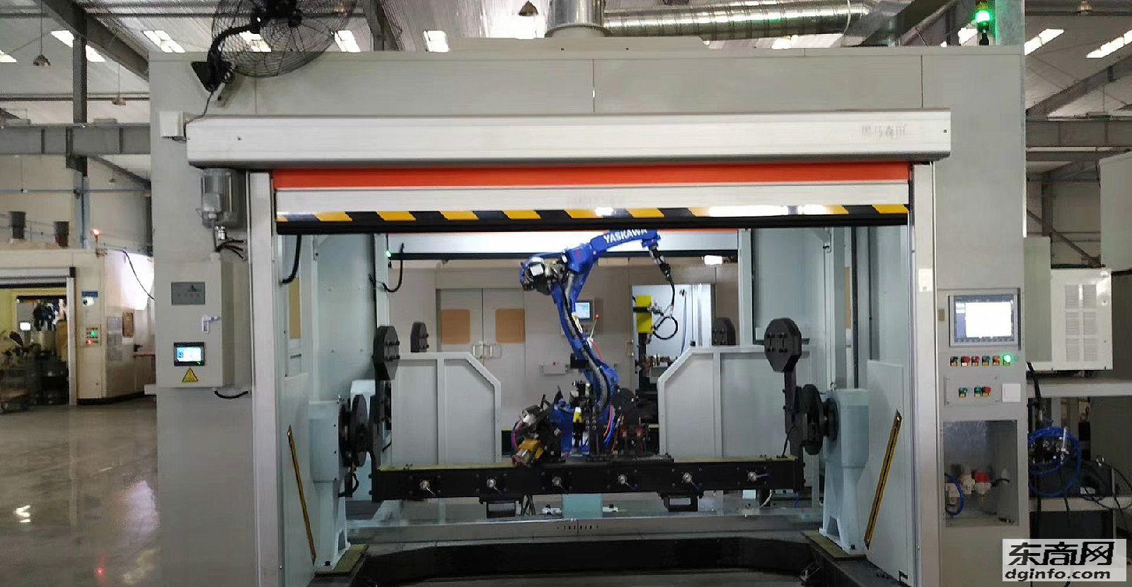 西安焊接機器人