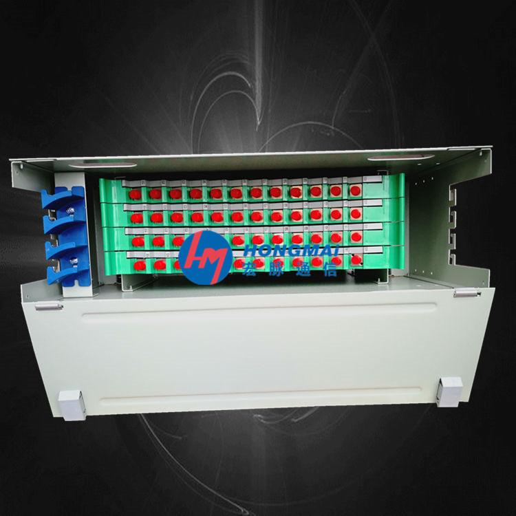 南京48芯ODF光纤单元箱(详细描述)
