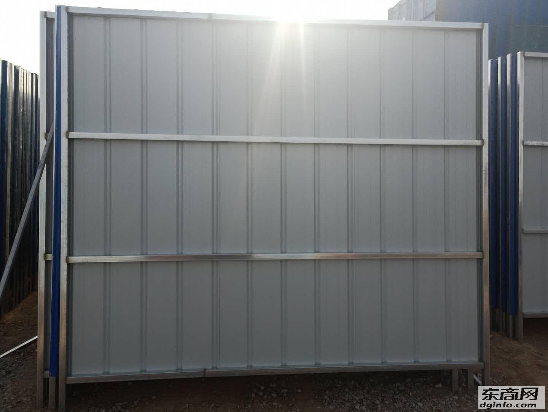 真的很不错,东丽区围墙,围挡板,彩钢围挡租赁多少钱一天
