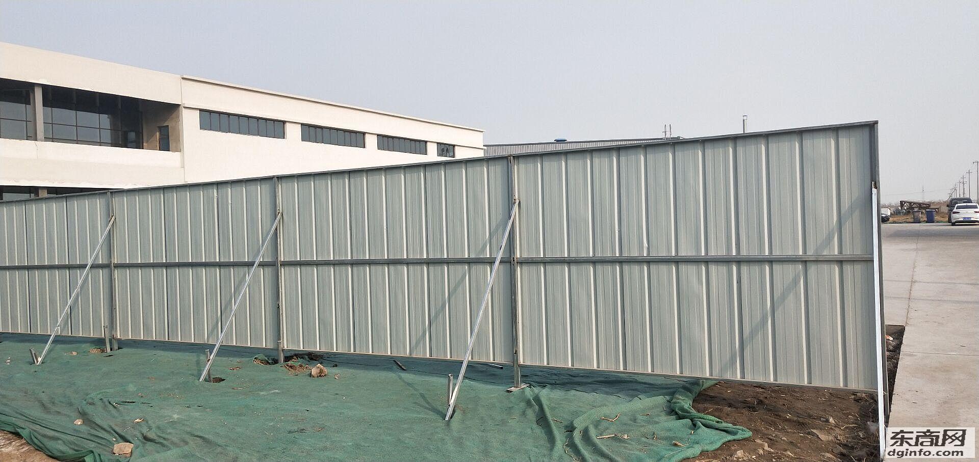 选专业;天津塘沽区安装彩钢围墙_随时上门_围挡板 质量保证