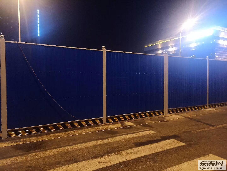 塘沽区彩钢围墙,围挡板的价格因素