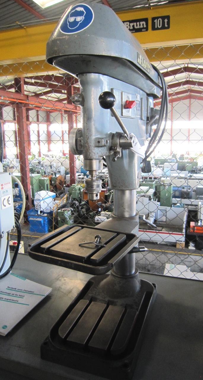 FLOTT TB 15二手台钻瑞士进口深圳工厂的手续