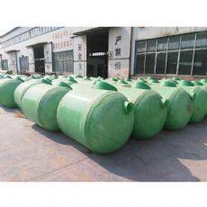 呼和浩特大年夜型玻璃钢化粪池现货批发18立方化粪池若干钱