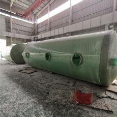 巴彦淖尔玻璃钢一体式化粪池图集加强型玻璃钢化粪池