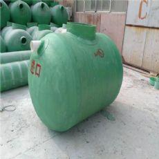 朔州加強型玻璃鋼化糞池價格200立方化糞池多少錢