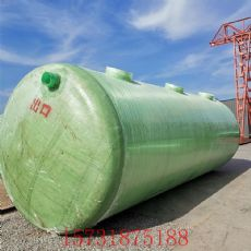 廊坊玻璃钢整体化化粪池施工工艺模压化粪池生产厂家