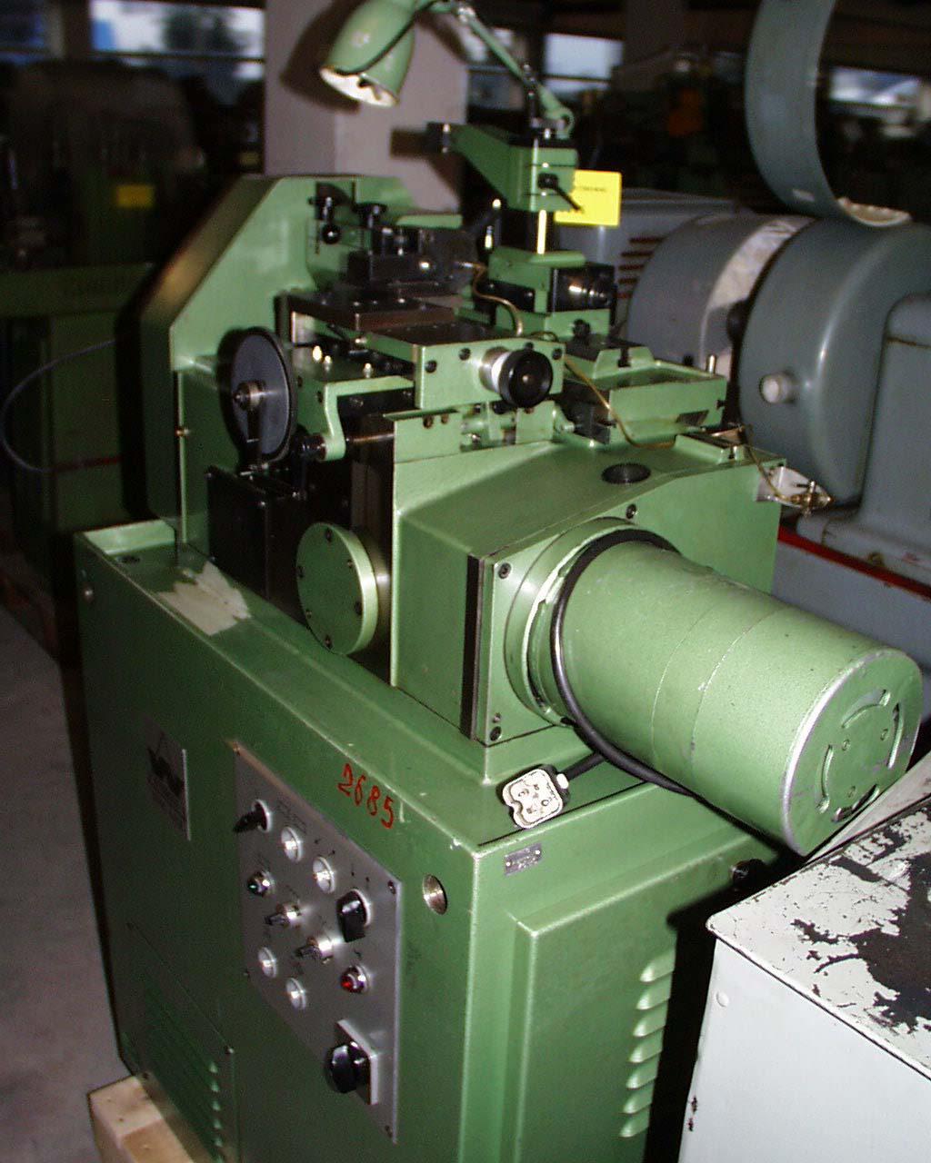 WYSSBROD 224 S二手自动卸刀机进口东莞塘厦的手续